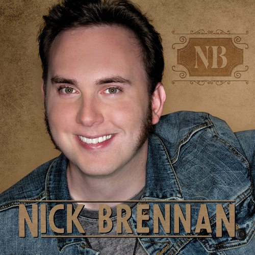 Nick Brennan Album Cover